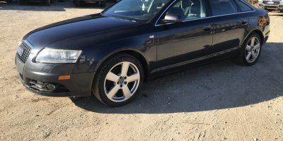 2008 Audi A6, Quattro AWD, 135K miles, prior salvage, nice!!