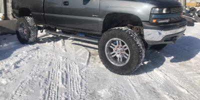 2000 Chevy Silverado K1500 4X4, 207K miles prior salvage, no rust!!!