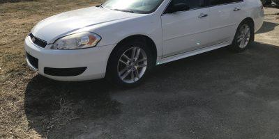 2013 Chevy Impala LTZ, 141K miles, prior salvage, SOLD!!!!